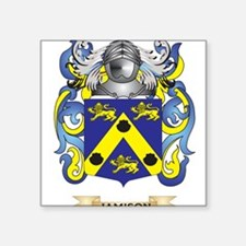 Jamison Coat of Arms (Family Crest) Sticker