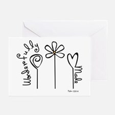 Wonderfully Made Greeting Cards (Pk of 10)