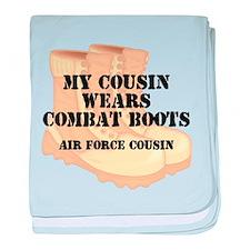 AF Cousin DCB baby blanket