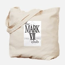 The Lincoln Mark VII Club Logo Tote Bag
