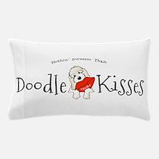 Doodle Kisses Pillow Case