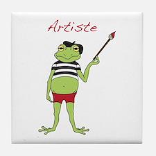 Artiste Tile Coaster