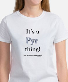 Pyr Thing Tee