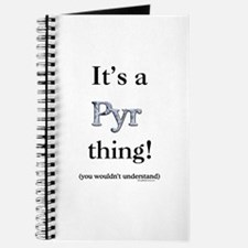 Pyr Thing Journal