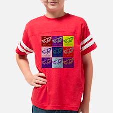 warhol for black big Youth Football Shirt