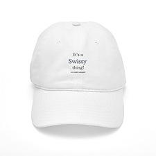 Swissy Thing Baseball Cap