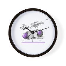 Get Tappin' Feel the Magic! Wall Clock