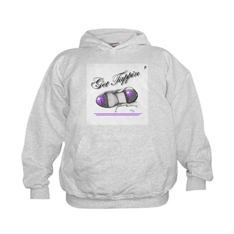 Get Tappin' Feel the Magic! Kids Hoodie