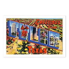 Tyler Texas Greetings Postcards (Package of 8)