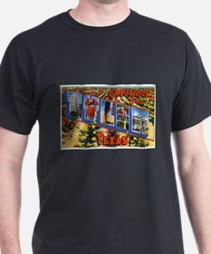 Tyler Texas Greetings (Front) T-Shirt