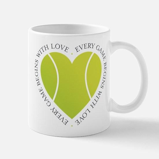 Game Love Mug