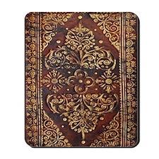 Vintage Book Cover Mousepad