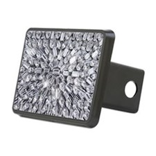 Radial Rhinestone Bling Hitch Cover