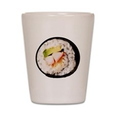 Funny Realistic Sushi Shot Glass