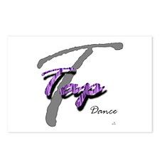Big T Purple Tap Postcards (Package of 8)
