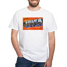 Utica New York Greetings (Front) Shirt