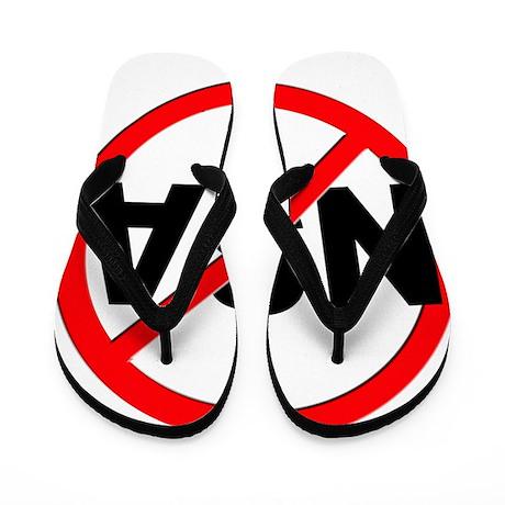 Anti / No NSA Flip Flops