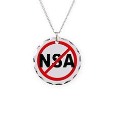 Anti / No NSA Necklace