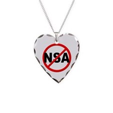 Anti / No NSA Necklace