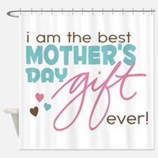 Best Mothers Day Gift Shower Curtain