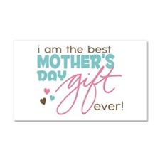Best Mothers Day Gift Car Magnet 20 x 12
