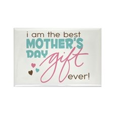 Best Mothers Day Gift Rectangle Magnet