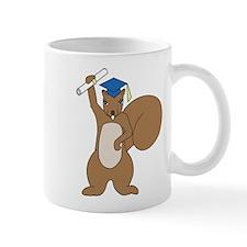 Squirrel Graduate Mug