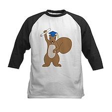 Squirrel Graduate Baseball Jersey