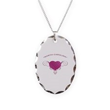North Carolina State (Heart) Gifts Necklace