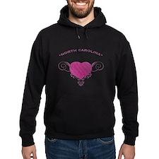 North Carolina State (Heart) Gifts Hoody