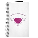 North carolina souvenir Journals & Spiral Notebooks