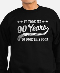 Funny 90th Birthday Jumper Sweater