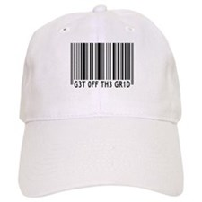 Get off the Grid | Baseball Cap