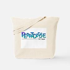 Perrididdle Tote Bag
