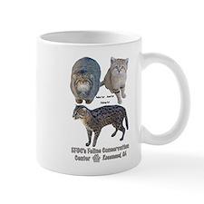 Small Wild Cats Mug