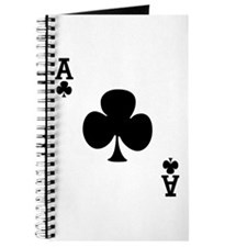Ace of Clubs Journal