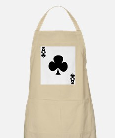 Ace of Clubs BBQ Apron