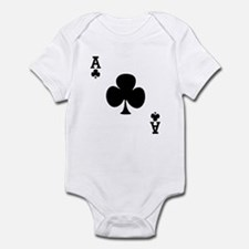 Ace of Clubs Infant Bodysuit