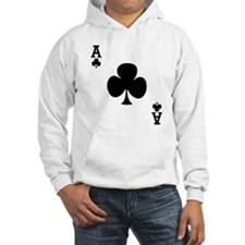 Ace of Clubs Hoodie