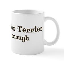One Wire Fox Terrier Coffee Mug
