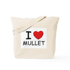 I love mullet Tote Bag