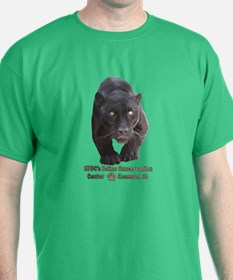 Black Jaguar T-Shirt