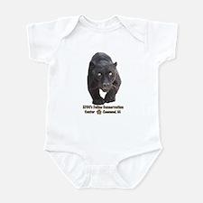 Black Jaguar Infant Bodysuit
