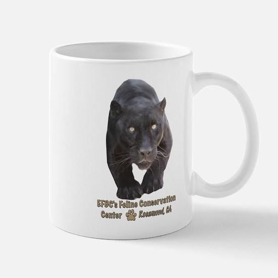 Black Jaguar Mug