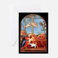 Francesco Albani Greeting Cards (Pk of 10)