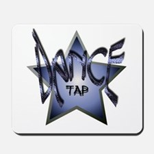 Dance Star - Tap Mousepad