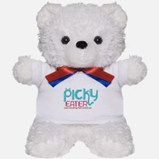 Picky Eater Teddy Bear