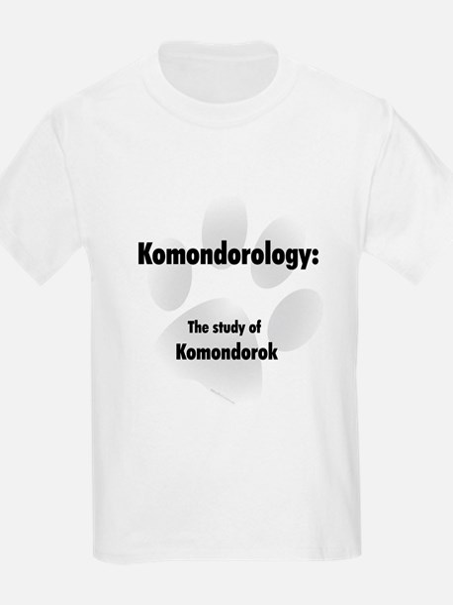 Komondorology Kids T-Shirt