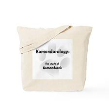Komondorology Tote Bag