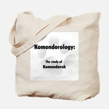 Komondorology Tote Bag